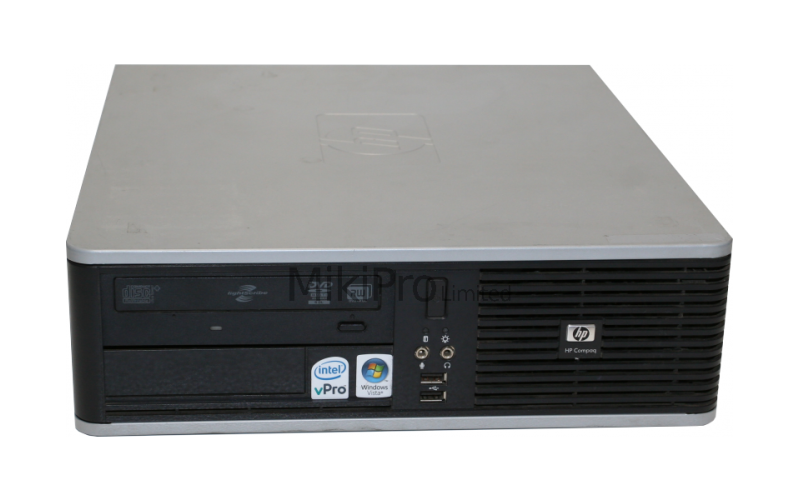 Refurbish PC HP DC7800 SFF C2D-E8XXX/4GB/160GB/DVD