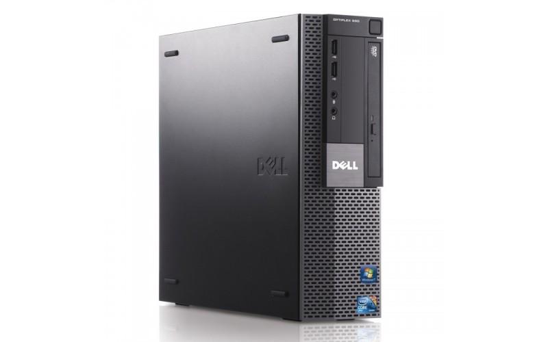 Refurbish PC DELL 980SFF I3 4GB 250GB WIN 7