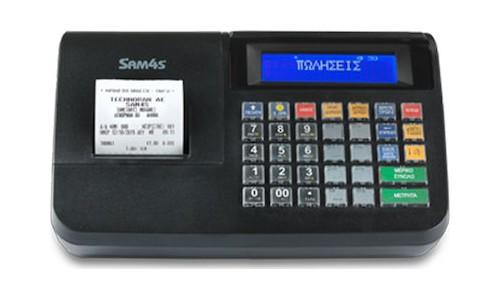 Ταμειακή Μηχανή SAM4S NR-320 Net Black ΜΕ ΜΠΑΤΑΡΙΑ - Πληρωμή έως 6 ΑΤΟΚΕΣ ΔΟΣΕΙΣ