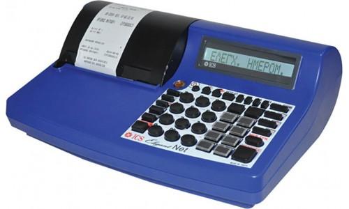 Ταμειακή Μηχανή ICS ELEGANT NET blue - Πληρωμή έως 6 ΑΤΟΚΕΣ ΔΟΣΕΙΣ