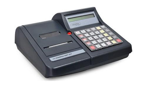 Ταμειακή μηχανή InfoPos Infocarina Net i57II Grey Με Μπαταρία - Πληρωμή έως 6 ΑΤΟΚΕΣ ΔΟΣΕΙΣ